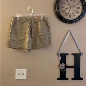 Time And Tru Maternity Shorts NWT